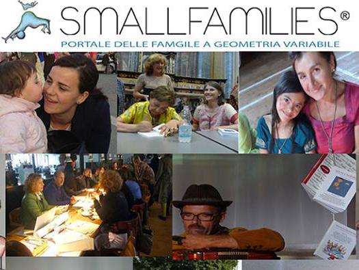 Smallfamilies. Raethia Corsini editor in chief del portale e relazioni media