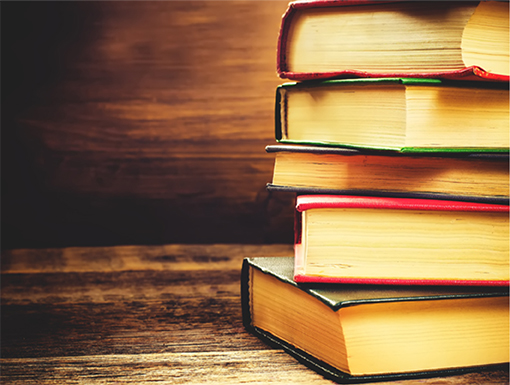 Libri pubblicati in Italia e Francia: opere personali, antologie, curatele