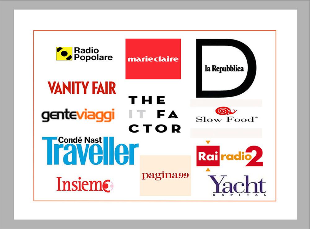 Galleria di articoli pubblicati su magazine cartacei. Selezione parziale dal 2000