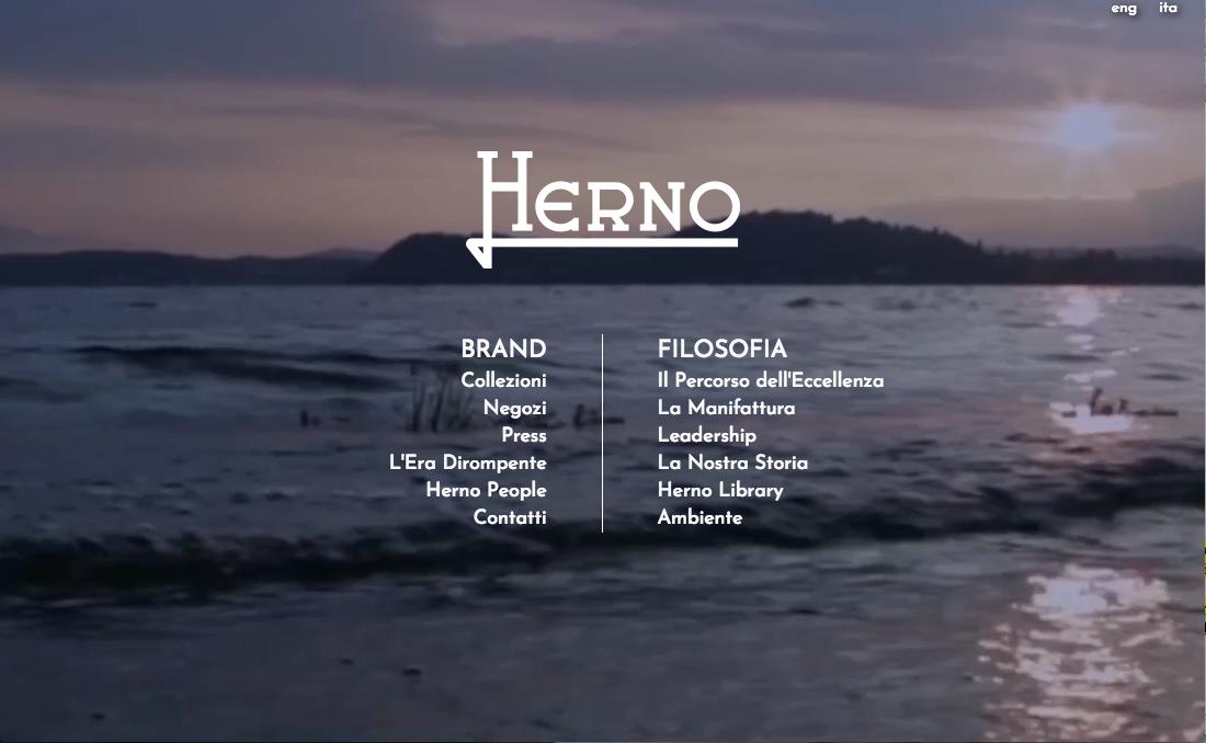 Herno: una storia italiana. Raethia Corsini autrice ed editor testi